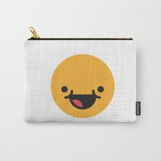 Emojis: Happy Carry-All Pouch