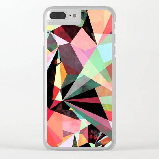 Colorflash 6 Clear iPhone Case