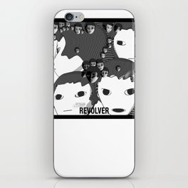 Revolver iPhone Skin
