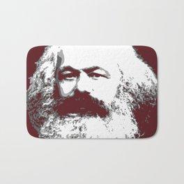 Karl Marx Bath Mat