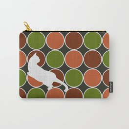 Playful Cat  Carry-All Pouch