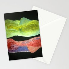 Woman Vs Woman Stationery Cards