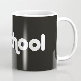 OLDSCHOOL v4 HQvector Coffee Mug