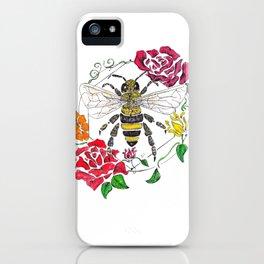 Honey (color) iPhone Case