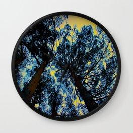 psytrees Wall Clock