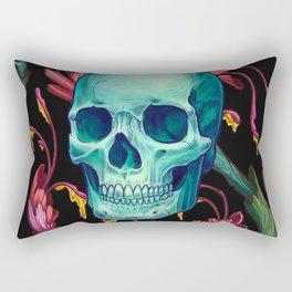 Poor Yorick Rectangular Pillow