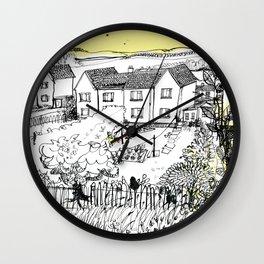 Grandma's House Wall Clock