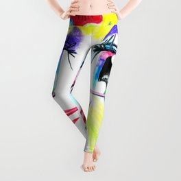 Compoze the Eyez Leggings