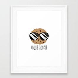 Tough Cookie Framed Art Print