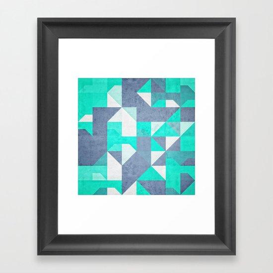 Erny Framed Art Print