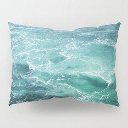 Sea Waves | Seascape photography Pillow Sham