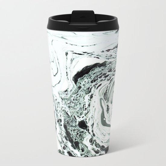 Salt #society6 #decor #buyart Metal Travel Mug