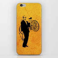 murray iPhone & iPod Skins featuring Bill Murray by Spyck