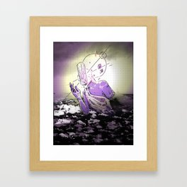 ▩ #RARE# CLOUDS ▩ Framed Art Print