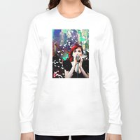 transistor Long Sleeve T-shirts featuring Transistor - Before We All Become One… by Danielle Tanimura