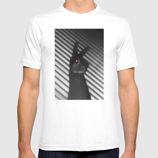 Shadow Bunny T-shirt