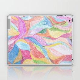 Fox Tails Laptop & iPad Skin