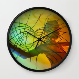 Playing with Infinity Wall Clock