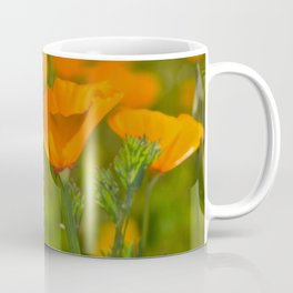 Tall Poppy Coffee Mug