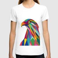eagle T-shirts featuring Eagle by mark ashkenazi