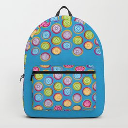 Colorful Texture Backpack
