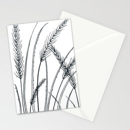 Blades of grass Stationery Cards