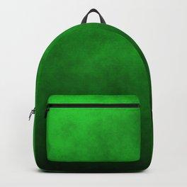 Monster Green Mad Scientist Laboratory Fog Backpack