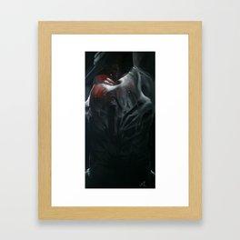 Coriolanus Series: The Man I Am, Part IV Framed Art Print
