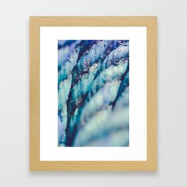 Nautical Rope Framed Art Print