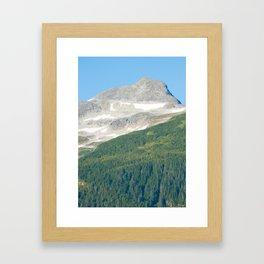 Sky Earth & Wilderness Framed Art Print
