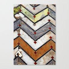 Marble Floor  Canvas Print