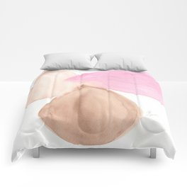 Tripple Peaches Comforters