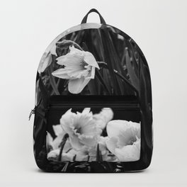 Flowers in Baltimore Backpack