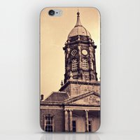 dublin iPhone & iPod Skins featuring Dublin by Brugha