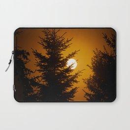 fiery sun Laptop Sleeve