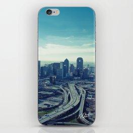 Dallas Skyline 1 (2012) iPhone Skin