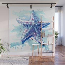 Starfish Waters I Wall Mural