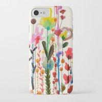 karu kara iPhone & iPod Cases featuring viva by sylvie demers