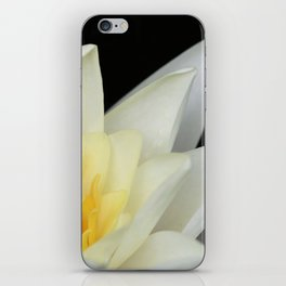 White Lilly 1 iPhone Skin