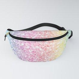 Rainbow glitter Fanny Pack