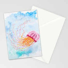 Hoopless: Float On Stationery Cards