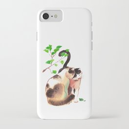 Lovers iPhone Case