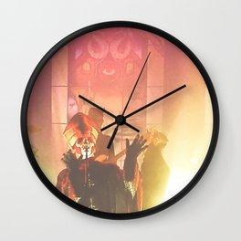 Secular Haze. Wall Clock
