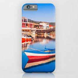 Lefkada, Greece. iPhone Case