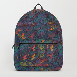 Glitching It (No. 2) Backpack