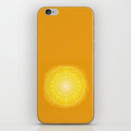MANIPURA Boho mandala iPhone Skin