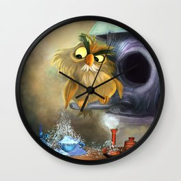 Anacleto  Wall Clock