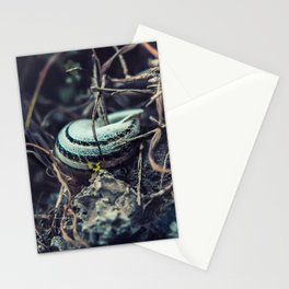 Without anyone Stationery Cards