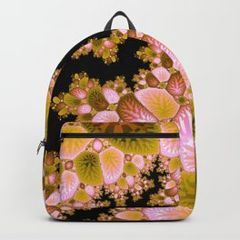 Crack in the Cosmic Tree Fractal Backpack