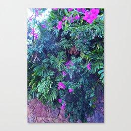 Vertical Silvestria Canvas Print